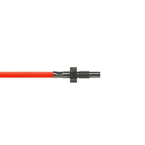 Einschraubfühler Temperaturfühler M8 bis 200°C PT1000 mit 2.0 Meter Silikonleitung