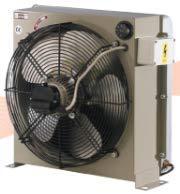 Luft-Öl-Wärmetauscher AP430/2E 230/400V 50HZ - Luft-wärmetauscher