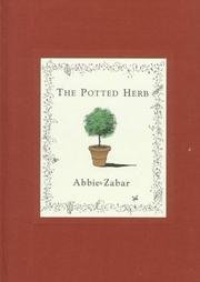 Potted Herb by Abbie Zabar (1988-05-20)