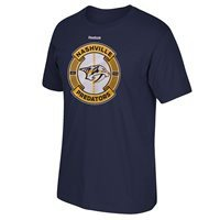 Reebok Nashville Predators Slick Pass NHL T-Shirt M