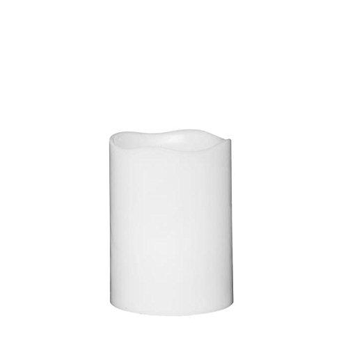 Panduro vela LED–10cm–Diámetro 75mm/10cm