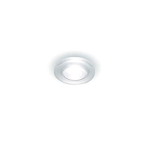 Jedi Lighting–420207–Argon Spot LED Fahrradscheinwerfer Deckenleuchte 6,5W IP44
