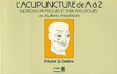 L'ACUPUNCTURE DE A A Z. Tome 2, Notions pratiques