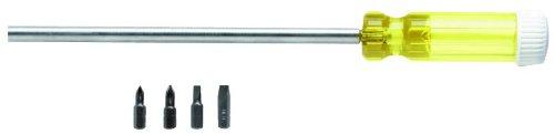 Stanley Proto J9224 Magnetischer Schraubendreher 5-teilig (Armstrong Werkzeuge Schraubendreher)