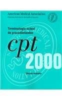Cpt 2000: Terminologia Actual De Preocedimientos por American Medical Association