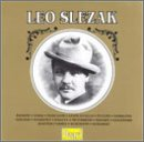 Léo slezak, tenor [Import anglais]
