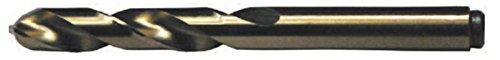 16 Split Point Drill Bit (Viking Bohrer und Werkzeug 40240#16 Typ 260-D 135 Grad Split Point M42 Kobalt Schraube Maschinenbohrer-Bit, 12 Stück)