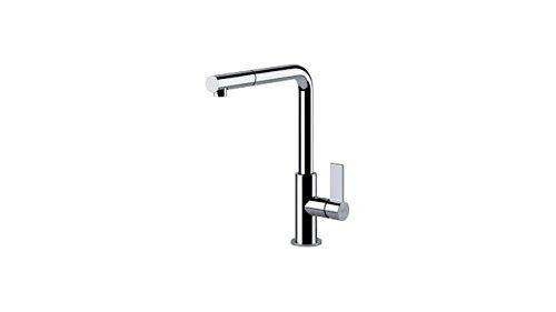 Preisvergleich Produktbild Franke 115.0373.943Küche Wasserhahn mit der ausziehbaren Auslauf, chrom