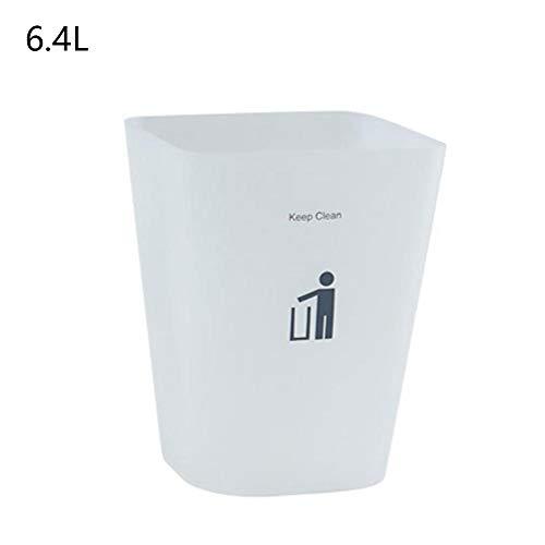 Xuanyang Mülleimer, Papierkorb Mülleimer Papierkorb Haushalt Nordischen Stil Büro Schlafsaal Papierkorb Bin
