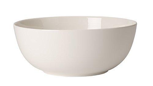 Villeroy & Boch 10-4153-3170 Assiette à Plat Creux Rond Porcelaine Blanc 24 x 24 x 11,5 cm 1 plat creux rond
