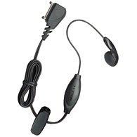 HS-5 Nokia Headset mit Ohrstecker und Rufannahme silber Nokia 3100 | 3120 | 3200 | 3220 | 3230 | 3250 | 3300 | 5100 | 5140 | 6020