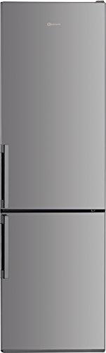 Bauknecht KGSF 18 A3+ IN Kühl Gefrier Kombination/A+++/Kühlen: 228 L/Gefrieren: 109 L/Edelstahl/leise mit 38 dB/ProTouch Edelstahl