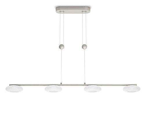 Philips Suspension LED Aluminium Tarbert Luminaire d'intérieur