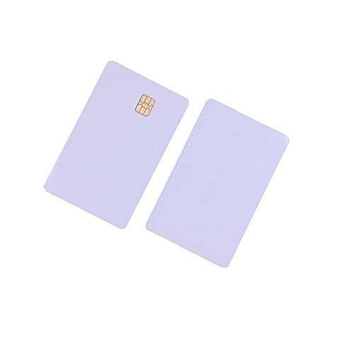 Preisvergleich Produktbild YIQing 25pcs FM 4442 Chip PVC Smart Card Leere IC Karten ISO7816