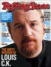 Rolling Stone Magazine (April 25, 2013) Louis C.K. Cover