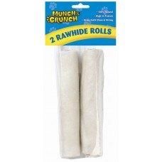 4 Rawhide Rolls approx 5