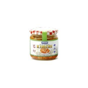 Kohl Kimchi 300 gr im Glas title=