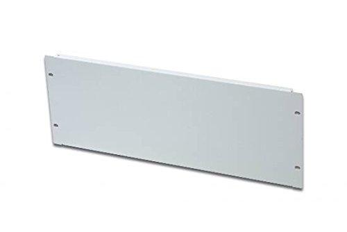 DIGITUS Blindabdeckung 48,3cm 19Zoll 4HE grau RAL7035