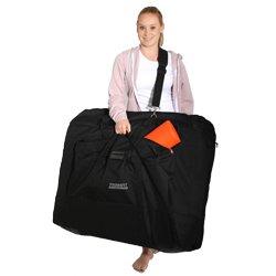 Transporttasche L 86 cm Tragetasche Tasche Exklusiv Massageliege Massagetisch Holzliege