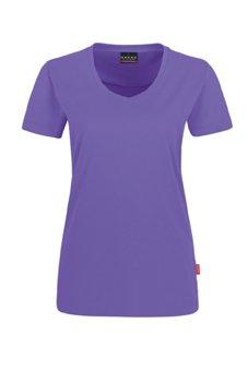 Hakro Women-T-Shirt Performance, 181, lavendel, L (Lavendel Damen-t-shirts)
