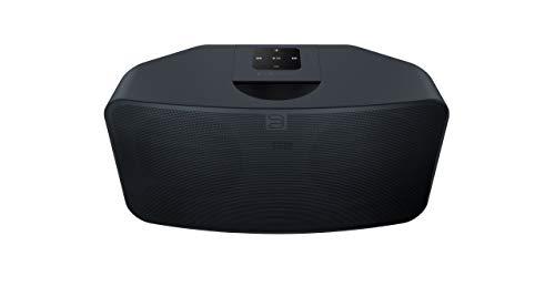 BLUESOUND PULSE Mini 2i - Streaming-Client mit leistungsfähigen Lautsprechern-SCHWARZ