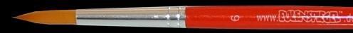 Miroir hiboux rond en fibres synthétiques