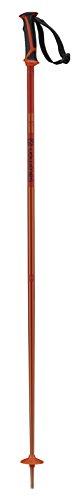 Salomon, Bâtons de Ski Unisexe, 130 cm, Aluminium, ARCTIC, Orange, L40559100