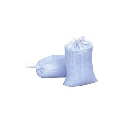 18x30 Woven Polypropylene Sand Bags With Ties & UV Protection (100 Bags) by Trademark