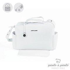 Pasito a Pasito Canastilla Total - Bolsa, unisex, color blanco