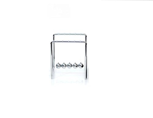 Pendel Kugelstoß aus Metall Höhe 11cm Breit 10 cm Kugelstoßpendel Kugelpendel