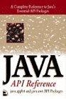 Java Api Reference by Colin Fraizer (1996-07-02)