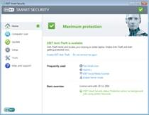 ESET Smart Security - Typical Screenshot