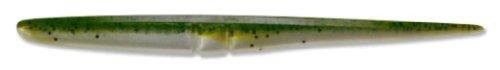 lunker-city-lumaca-attira-alose-slug-go-15-cm-colore-verde-muschio