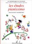 Lire le livre Partition Les Etudes Pianissimo gratuit