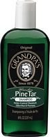 Grandpa's Soap: Pine Tar Shampoo, 8 oz (6 pack) by Grandpa's