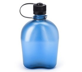 Nalgene Trinkflasche 'Everyday Oasis' - 1 L (blue, 1 L)