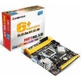 Biostar H81MLV3 MicroATX Desktop PC Moth...