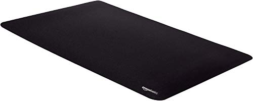 AmazonBasics Grand tapis de souris - Gaming - noir