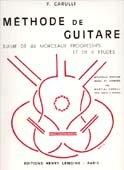 Methode de Guitare --- Guitare par Carulli Ferdinando