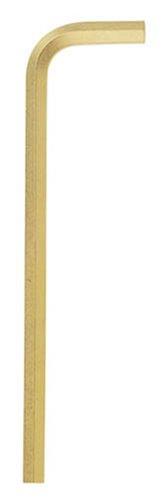 Bondhus 38138Set von 10Hex gewinkelte Schlüssel mit GoldGuard? Finish, lange Länge, Größen 1/16-1/4-Zoll -