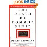 Death of Common Sense How Law Is Suffoca