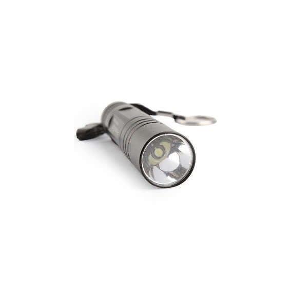 kidzone Mini Pocket LED Flashlight/Torch (Black)
