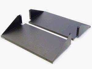 racksonic Rack Mount 200Lb Server Regal 48,3cm 2-teiliges Set 2U Rack Platz