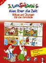 Alles über die Zeit - Rätsel und Übungen für die Vorschule - Ulrike Düring