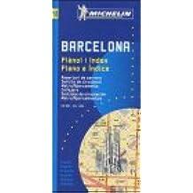 Michelin Karten, Bl.41 : Barcelona (Michelin City Maps)