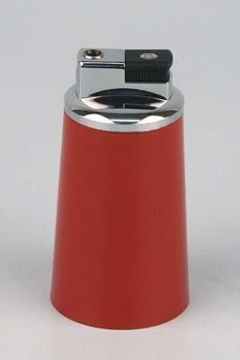 Erhard Original Tischfeuerzeug Futur Rot + Firelighter