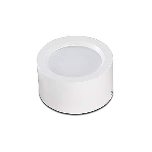 HviLit Kreative Zylinder hohe helligkeit led Downlight runde energiesparende led Panel licht aufbau Haushalt integrierte Scheinwerfer für Wohnzimmer Schlafzimmer küche