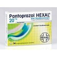 Pantoprazol HEXAL® Spar-Set 3x7Tabletten. Bei Sodbrennen und saurem Aufstoßen. Bereits nach einem Behandlungstag... preisvergleich bei billige-tabletten.eu