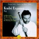 The Sacred Flute of the Whirling Dervishes (La fl?te sacr?e des Derviches Tourneurs) by Kudsi Erguner (1996-02-20)