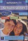 Schultrainer 7. Klasse, 1 CD-ROM Mathe, Deutsch, Englisch. Das individuelle Übungsprogramm für effektives Lernen. Abgestimmt auf die Lehrpläne der Schulen. Für Windows 95/98/ME/2000/XP und MacOS 9 oder höher, MacOS 10 Classic